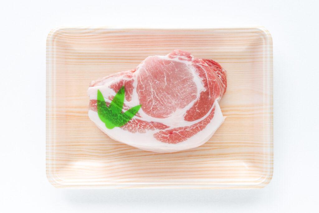 豚ロース肉の商品写真