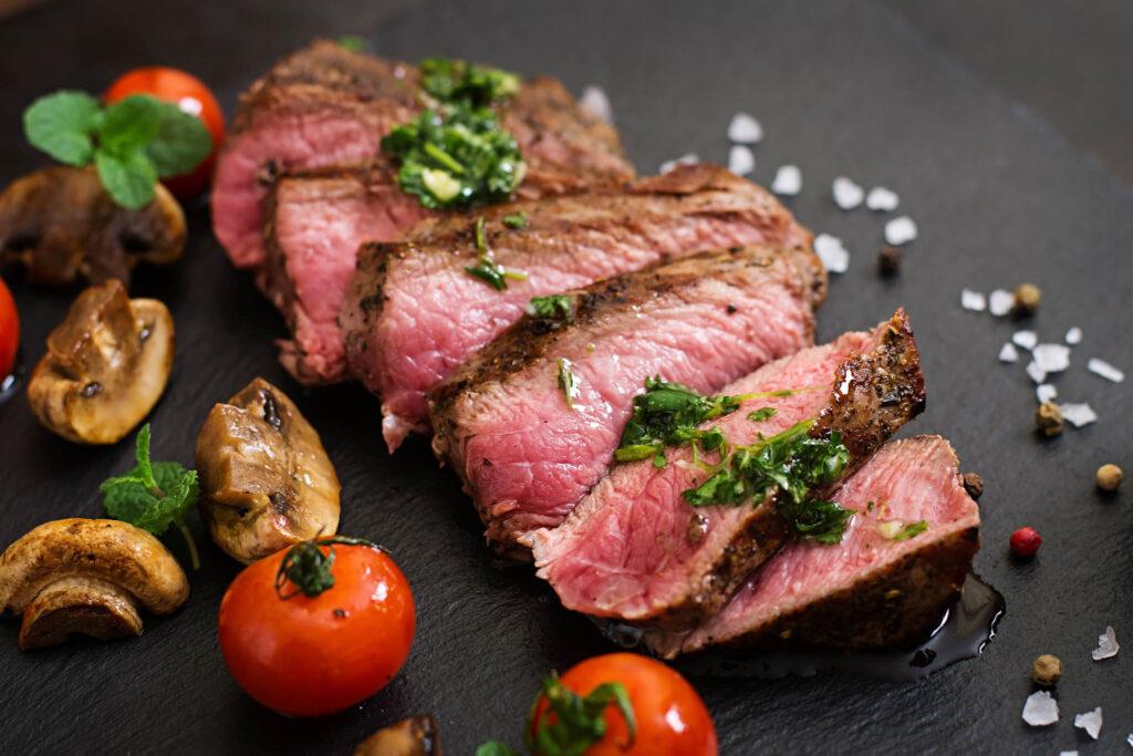牛肉の栄養成分